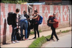 Ca y est, la clique est à Cusco !