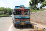 Les camions indiens
